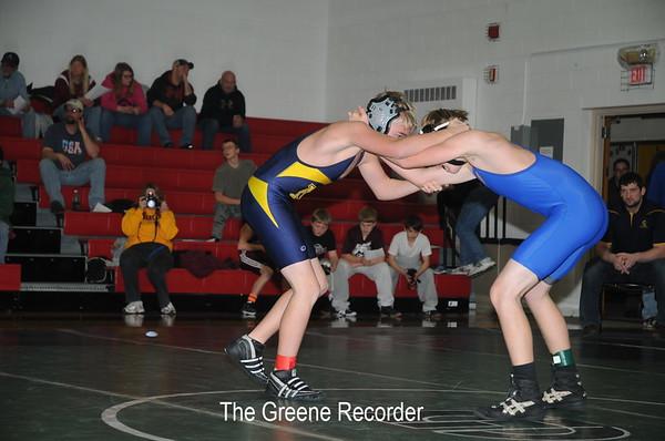 Middle School Wrestling 2014