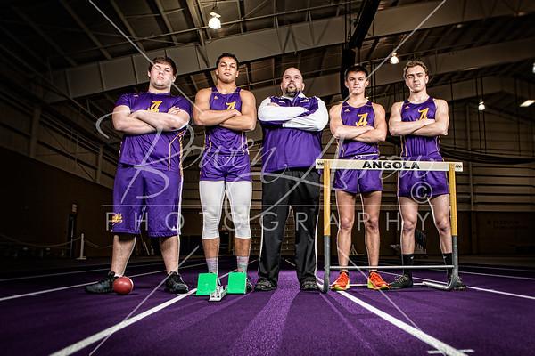 Boys Track Team 2017