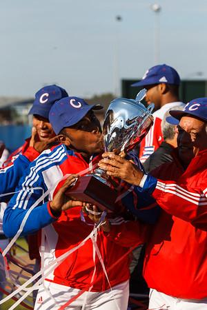 Cuba - Puerto Rico (22-07-2012)