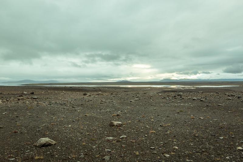 Riding the Kjölur - Central Iceland
