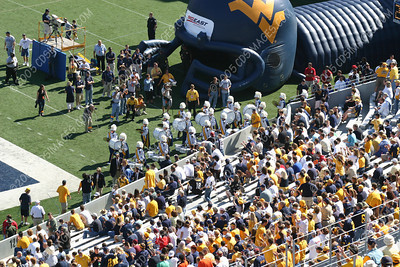 WVU vs Virginia Tech - Pregame Photos