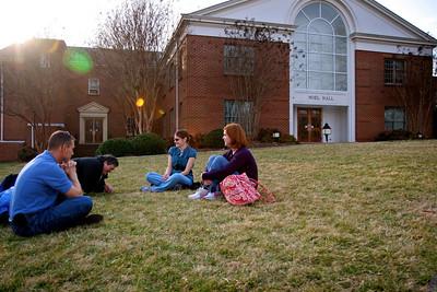 Campus Shots March 2010