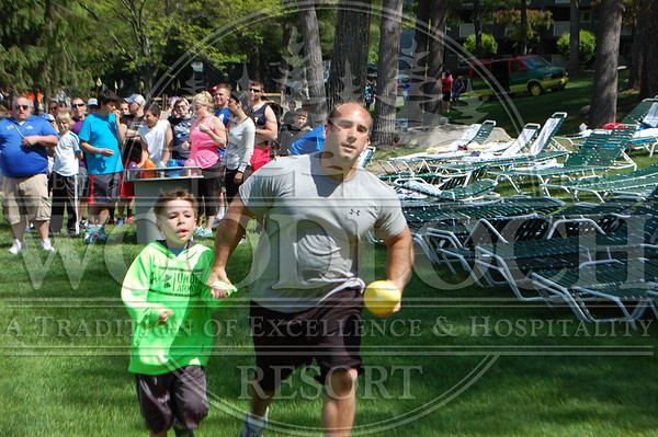 May 24 - Lake Games