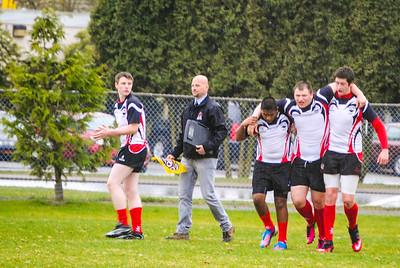 Senior Boys Rugby 2014