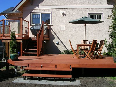 August Deck Rebuild