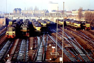 BELGIUM & HOLLAND: 27 November - 4 December 1989