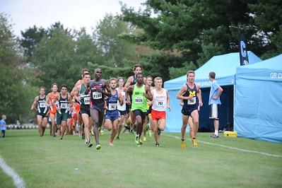 Men's College Mid Race - 2015 MSU Spartan Invite