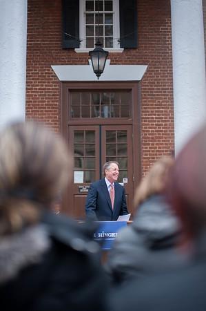 Jim Hingeley 2019 - Campaign