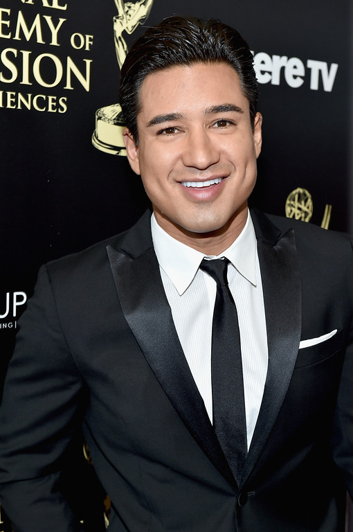 . TV personality Mario Lopez attends The 41st Annual Daytime Emmy Awards at The Beverly Hilton Hotel on June 22, 2014 in Beverly Hills, California.  (Photo by Alberto E. Rodriguez/Getty Images for NATAS)