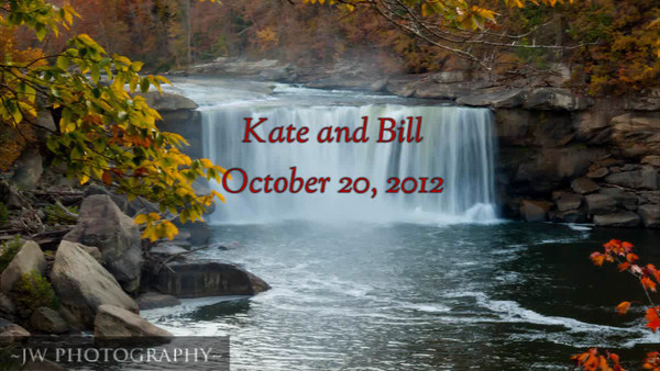 Kate and Bill