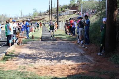 Spur Jr. High Track Meet