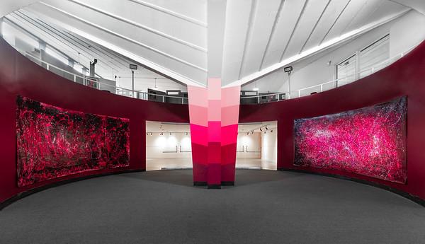 LS 172-2019 Gina Dominique Art Installation