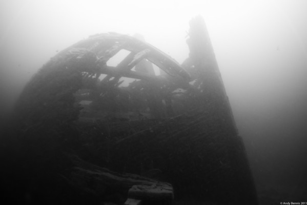 Wreck of the Robert Gaskin