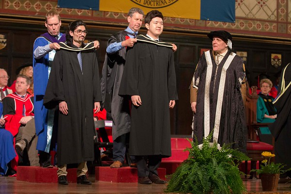 Queen's Convocation 2019 - Grad students