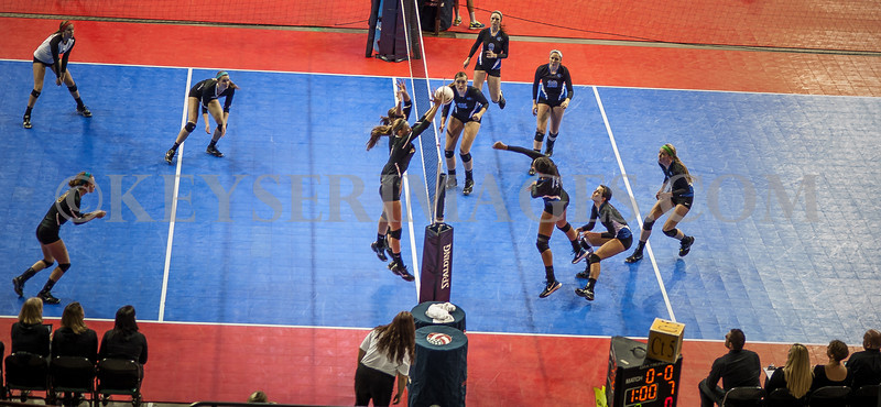 2013 State Volleyball Grandview