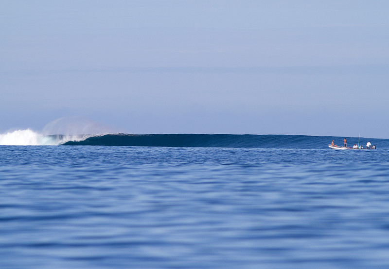 Long Interval Line at Cloudbreak