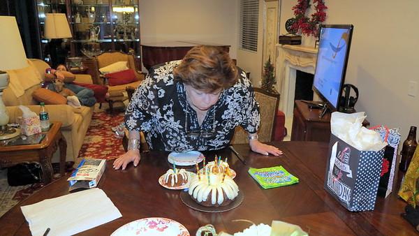 2014/12 - Barbara's Birthday