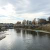 Site of Salmon Fishing on River Dee: Handbridge