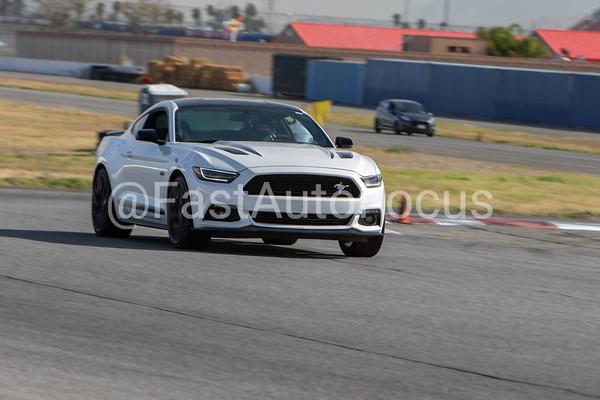 Custom Gallery - White 2017 Ford Mustang
