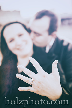 Katie & Mike Creative Engagement Photos