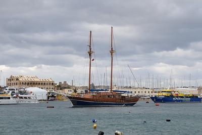Malta, 6-8 January 2017