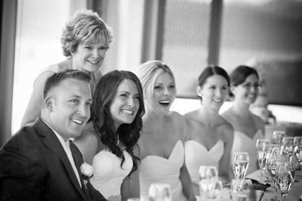 Reception - Speeches & Dinner
