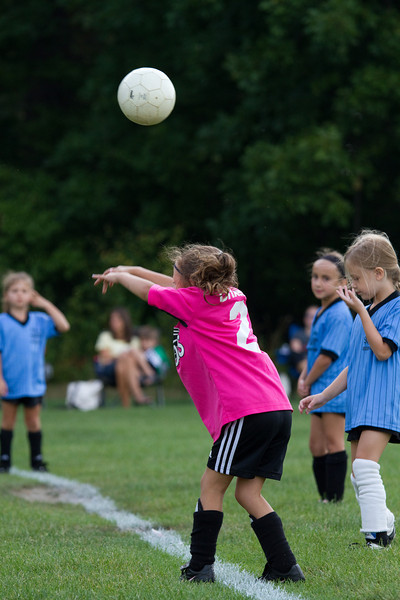 Haleigh's Soccer Game