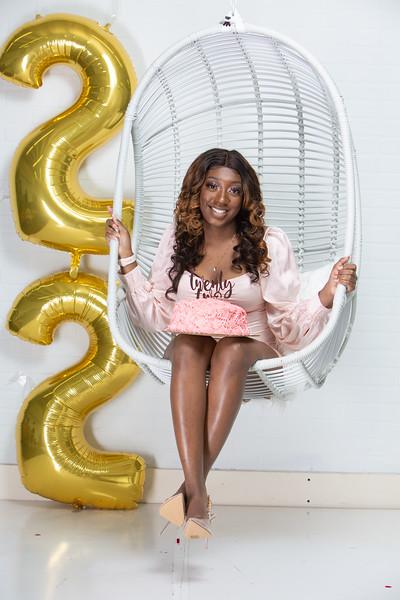 Whitney B'day Session