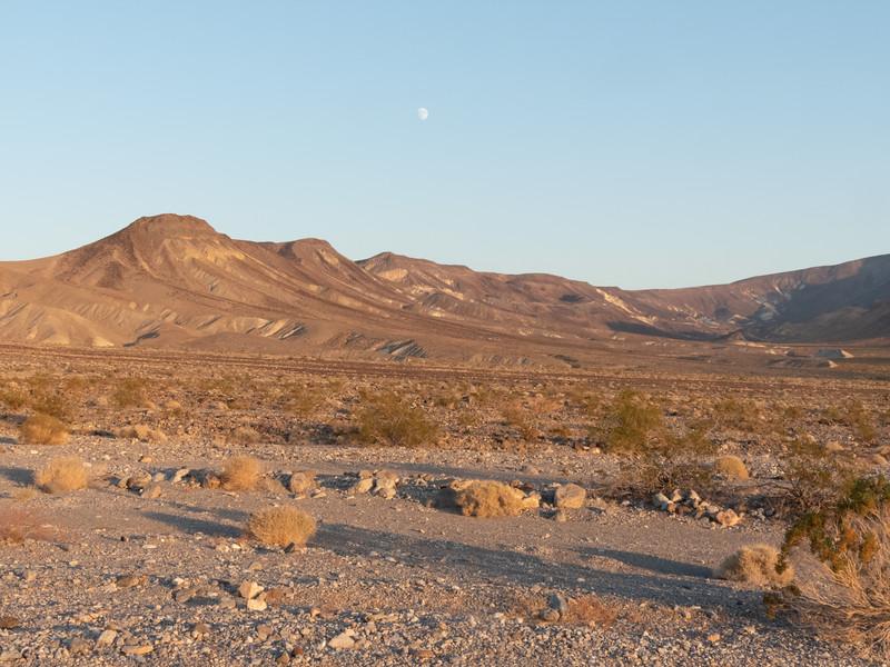 Zabriskie Point, Death Valley National Park