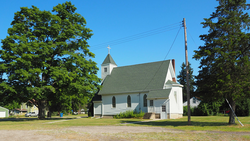 Pearl United Methodist Church (next door to the Clyde Township Hall)