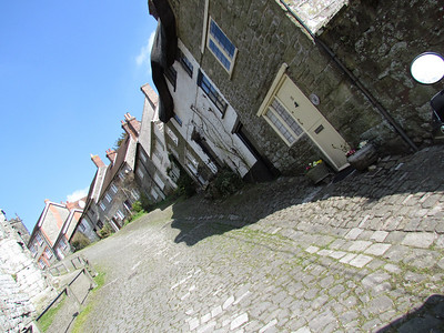 Shaftesbury March 2011