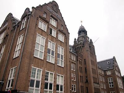 Amsterdam - Lloyd Hotel & Cultural Embassy