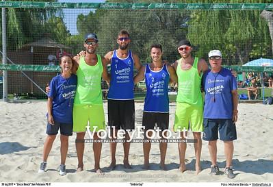 FINALE 1º/2º: Benzi-Vitelli vs. Bertoli-Lancellotti #UmbriaCup2017 #BeachVolley