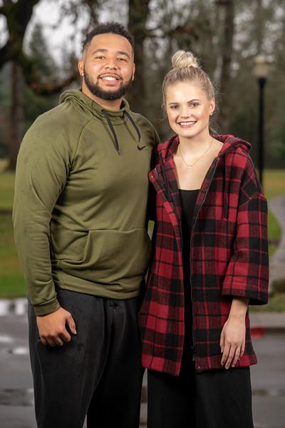 Eli Konsker and Molli Hartzel