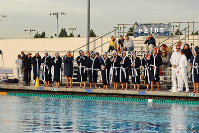 Holiday Cup 2009 - 1st Place - Dos Pueblos High School vs Newport Harbor 12/31/09. Final score 7 to 4. Gold Medal DPHS vs NHHS. Photos by Allen Lorentzen.