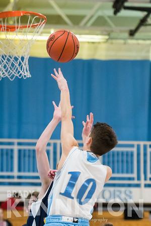 3-1-18 Garber Freshman Basketball