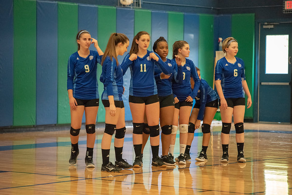 JV Volleyball August 8, 2018