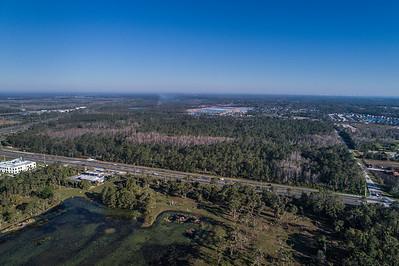 Rock Patel - Clearing SR 44 / Sugarmill Drive