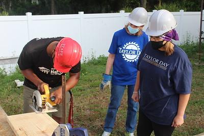 Construction Volunteers: 4-16-2021