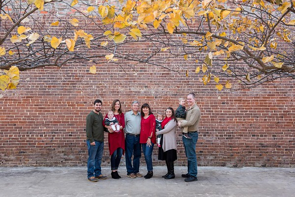 Perkins Inglis Christmas Portraits