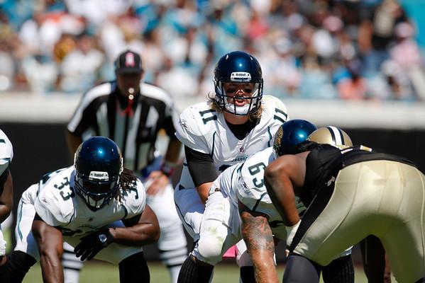 Jaguars v. Saints