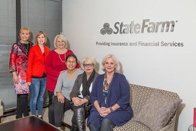 Ginger Gray State Farm 2019