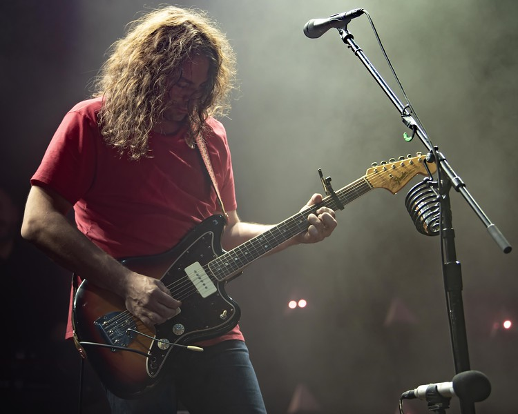 THE WAR ON DRUGS AT THE XPONENTIAL FESTIVAL