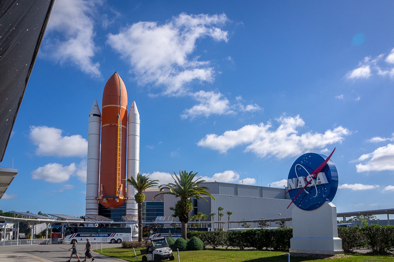 April 15 - Kennedy Space Center, Cape Canaveral, Florida, a truly amazing place to see!.jpg