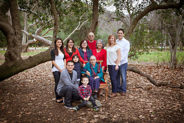 Monique's Family 2013