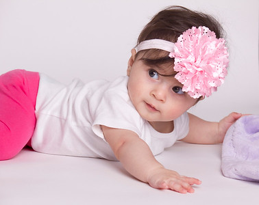 Baby N - 5 months