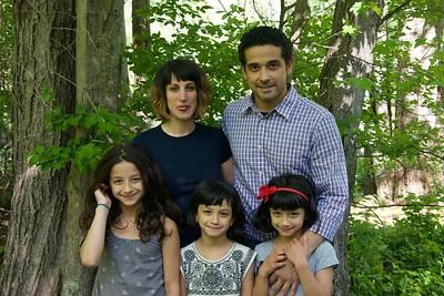 Rivera's Family Photo