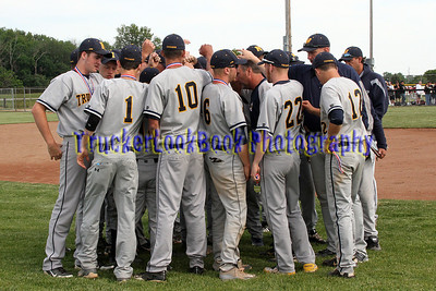 2013 Varsity / District Final / Awards & Post-game