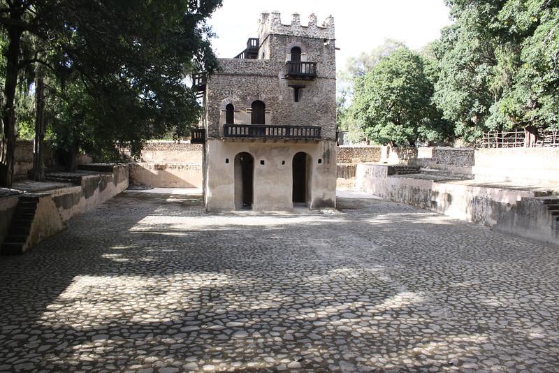 Fasil's bathhouse