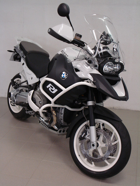 "Panda Moto 89 BMW R1200GS ""PJ"" Adventure 